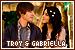 High School Musical: Troy Bolton & Gabriella Montez
