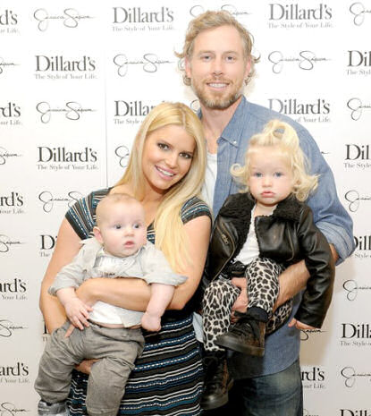 Jessica Simpson, Eric Johnson Wedding: Maxwell, Ace Play Significant Roles